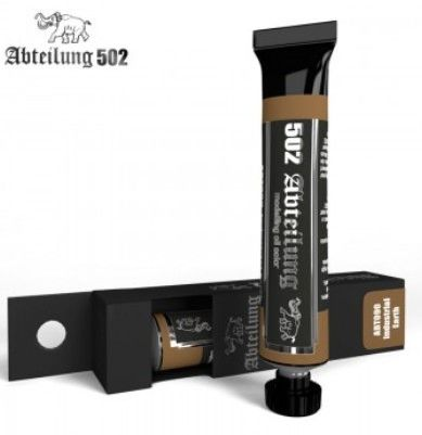 Weathering Oil Paint Industrial Earth 20ml Tube - Abteilung 90