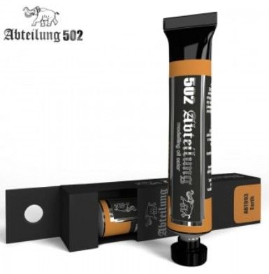 Weathering Oil Paint Earth 20ml Tube - Abteilung 93