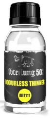 ODORLESS THINNER for Enamel Products 100ml Bottle - Abteilung 502 ABT111