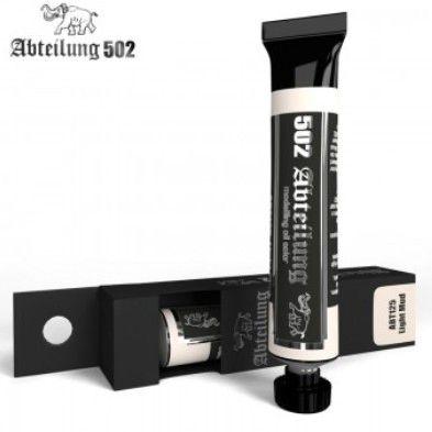 Weathering Oil Paint Light Mud 20ml Tube - Abteilung 125