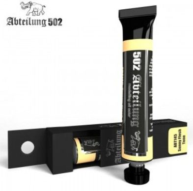 Weathering Oil Paint Sunny Flesh Tone 20ml Tube - Abteilung 145