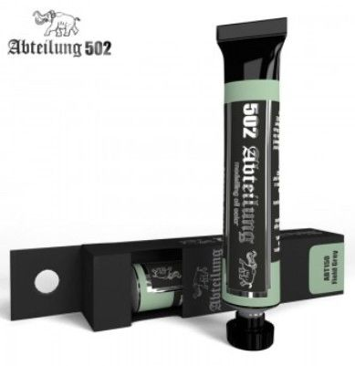 Weathering Oil Paint Field Grey 20ml Tube - Abteilung 150