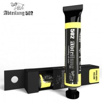 Weathering Oil Paint Light Sand 20ml Tube - Abteilung 155