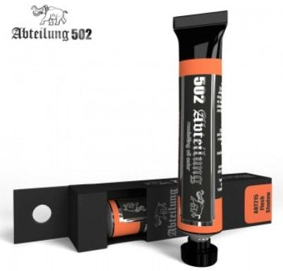 Weathering Oil Paint Flesh Shadow 20ml Tube - Abteilung 215