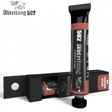 Weathering Oil Paint Dark Brick Red 20ml Tube - Abteilung 220