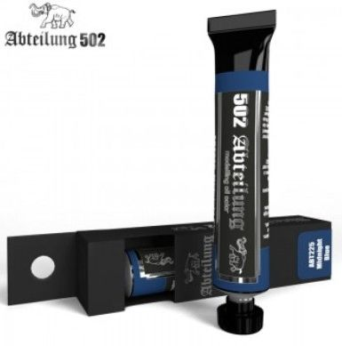 Weathering Oil Paint Midnight Blue 20ml Tube - Abteilung 225
