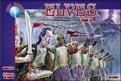 1/72 Elves Set #1 Figures (40) - ALLIANCE FIGURES 72004