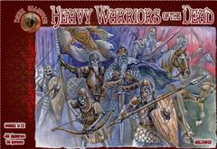 1/72 Heavy Warriors of the Dead Figures (40) - ALLIANCE FIGURES 72012