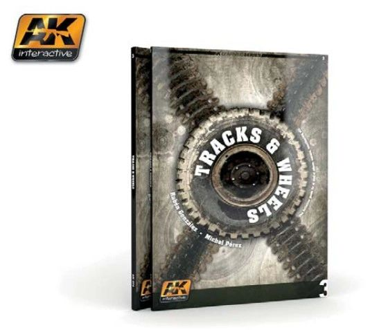 Tracks & Wheels Guide Book - AK Interactive 274