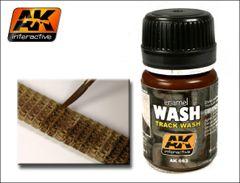 Track Wash Enamel Paint 35ml Bottle - AK Interactive 83