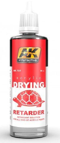 Acrylic Drying Retarder 60ml Bottle - AK Interactive 737