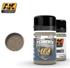 City Dirt Pigment 35ml Bottle - AK Interactive 145