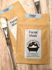 Turmeric & Honey Facial Mask
