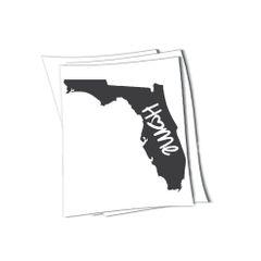 Florida home sticker