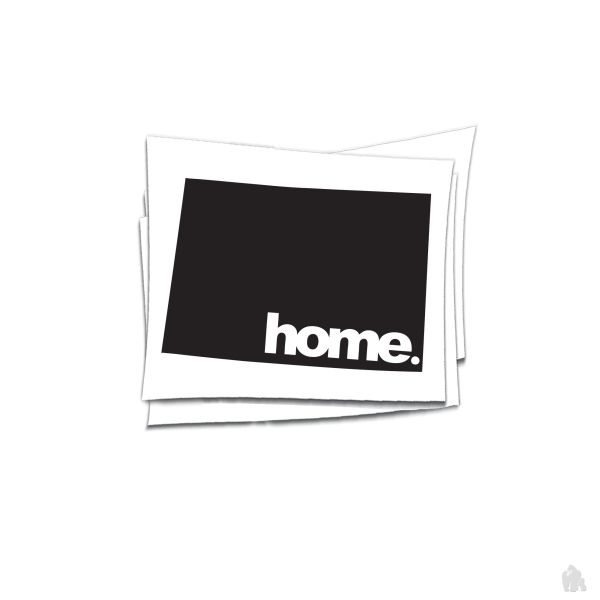 colorado home sticker