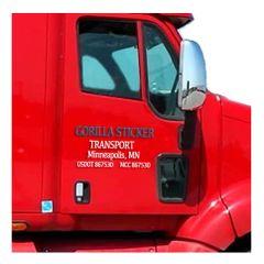Semi truck decals