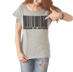 Made in japan ladies t-shirt
