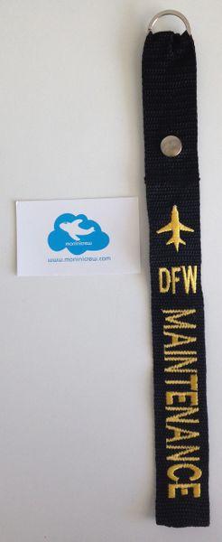 DFW Maintenance Crew Tag