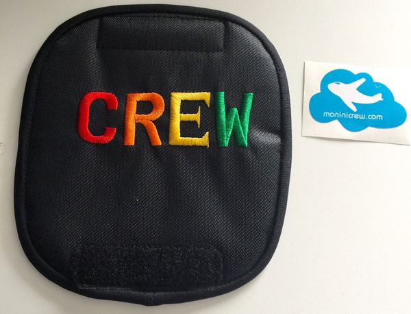 Crew Luggage Handle Cover (Pride)