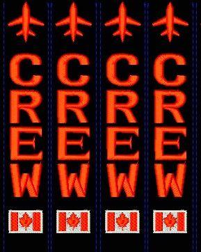 Canada Luggage Tag (1)