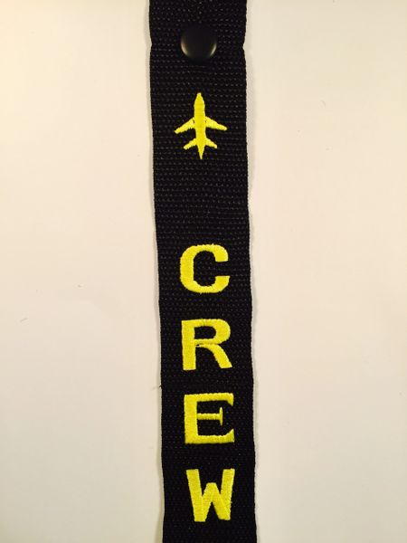 CREW (new yellow) no base