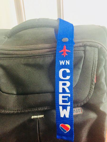 WN CREW ROYAL BLUE (Southwest)