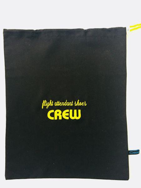 SHOE BAG FLIGHT ATTENDAT CREW