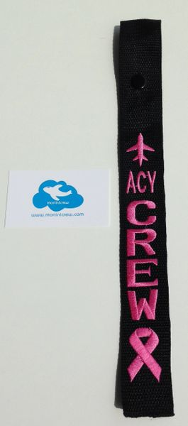 Pink ACY Crew Tag (Breast Cancer Awareness)