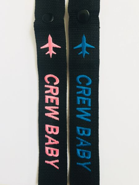 FAMILY CREW LUGGAGE TAGS (THESE TAGS ARE UNDER CONSTRUCTION)