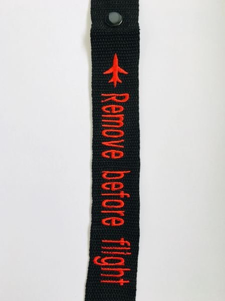 RED COLLECTION LUGGAGE TAGS (THESE TAGS ARE UNDER CONSTRUCTION)