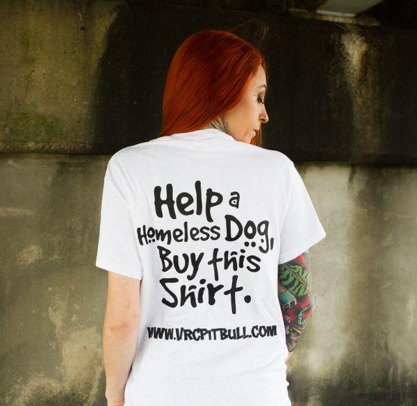Help A Homeless Dog Shirt