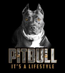 Pitbull: It's a Lifestyle Shirt
