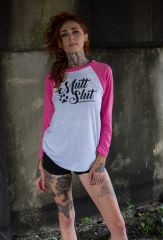 Mutt Slut Baseball Shirt