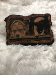 Custom Wooden Artwork