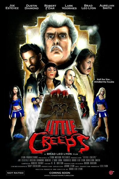 Poster for the movie Little Creeps