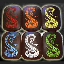 Snake suction cup seats