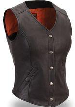 Plain Side Womens Concealment Vest