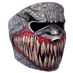 Fang Face Neoprene Facemask