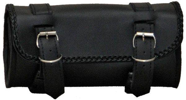 2 Strap Braided Tool Bag W/quick releases