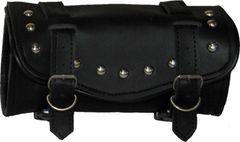 2 Strap Studded Tool Bag W/quick releases.