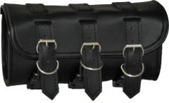 3 Strap Plain Tool Bag W/quick releases