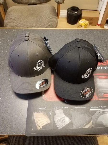 Diesel Mafia Performance Flexfit Hats