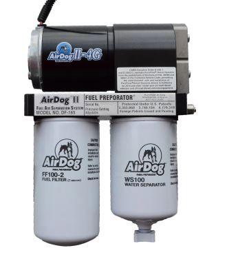 AirDog II 4G 165GPH Lift Pump 15-16 GM 6.6L Duramax LML