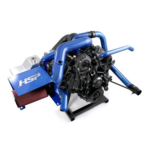 HSP Diesel LB7-LBZ 400 Single style Cold Air Intake