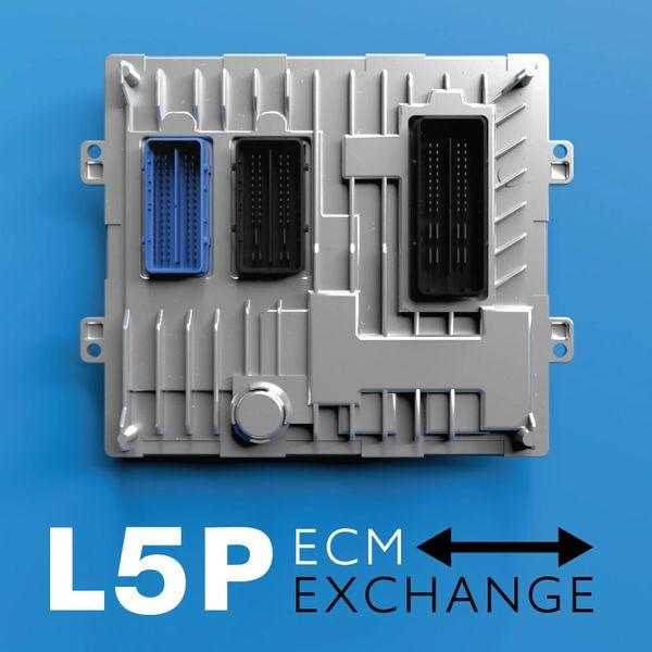 HP Tuners L5P ECM Exchange