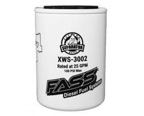 Fass XWS-3002 Water Separator Titanium 2 Micron Filtration