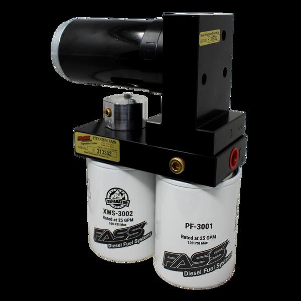 FASS Titanium Signature Series 125GPH Pump 17′-19′ Duramax L5P