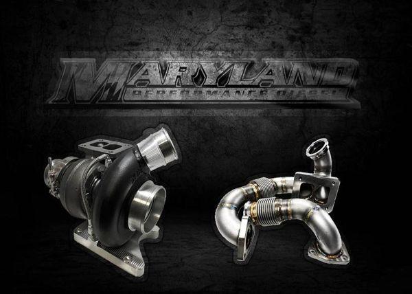 Maryland Diesel Performance budget turbo kit 11-14 6.7 Powerstroke