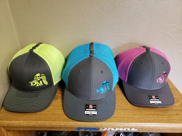 Diesel Mafia Performance snapback hats!