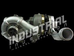 Industrial Injection 71mm/57mm PhatShaft Compounds 08-10 6.4L Powerstrokes